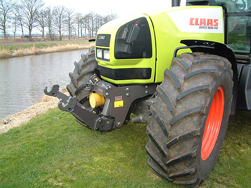 Claas Ares 800