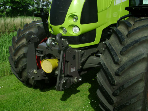 Claas Arion 600